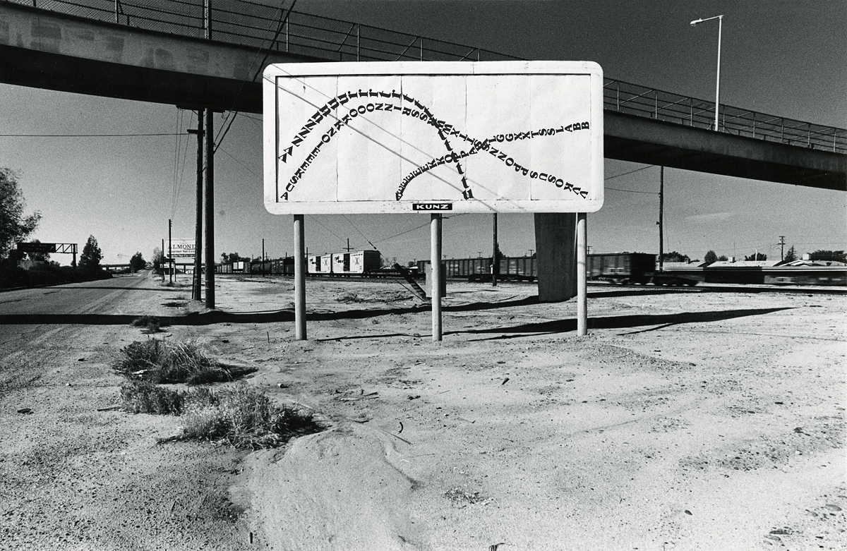 Chains of Letters, McFarland, California
