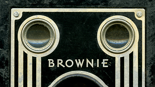 The Eastman Kodak Brownie Target Six-20