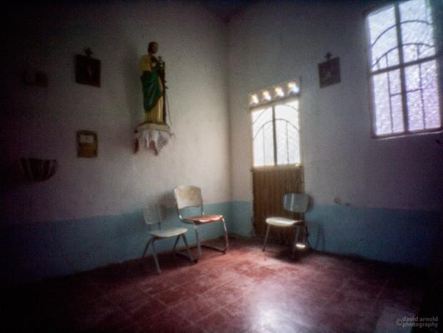 Church Windows, San Miguel de Comondú