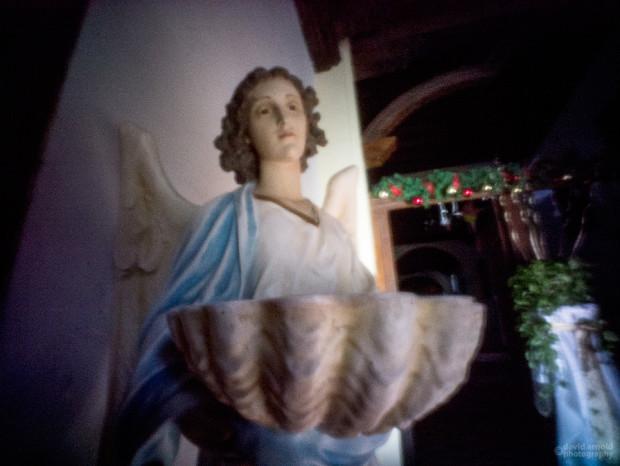 Holy Water, Misión de Nuestra Señora de Loreto Conchó,