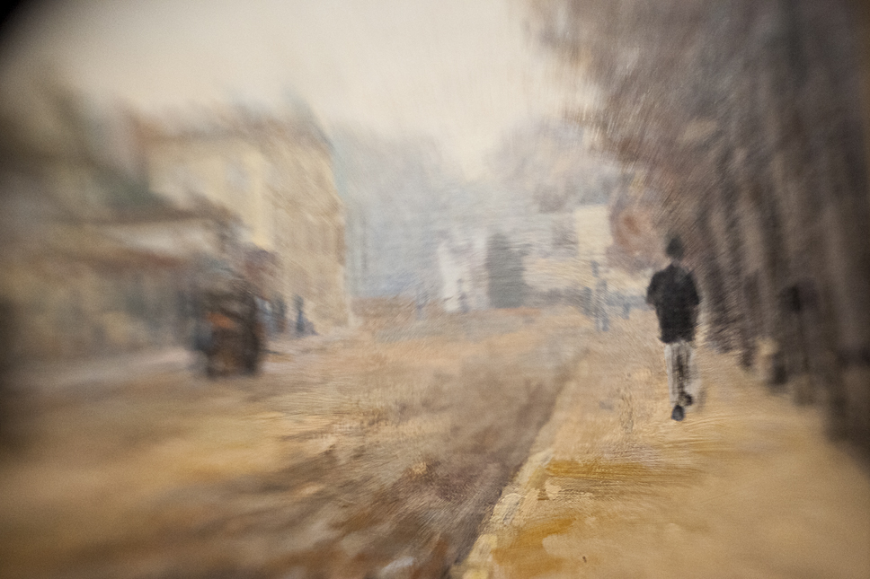 Borrowed Source: Street and Figure Detail, Alfred Sisley, (French, 1839-1899), Boulevard Héloïse, Argenteuil, 1872, National Gallery of Art.