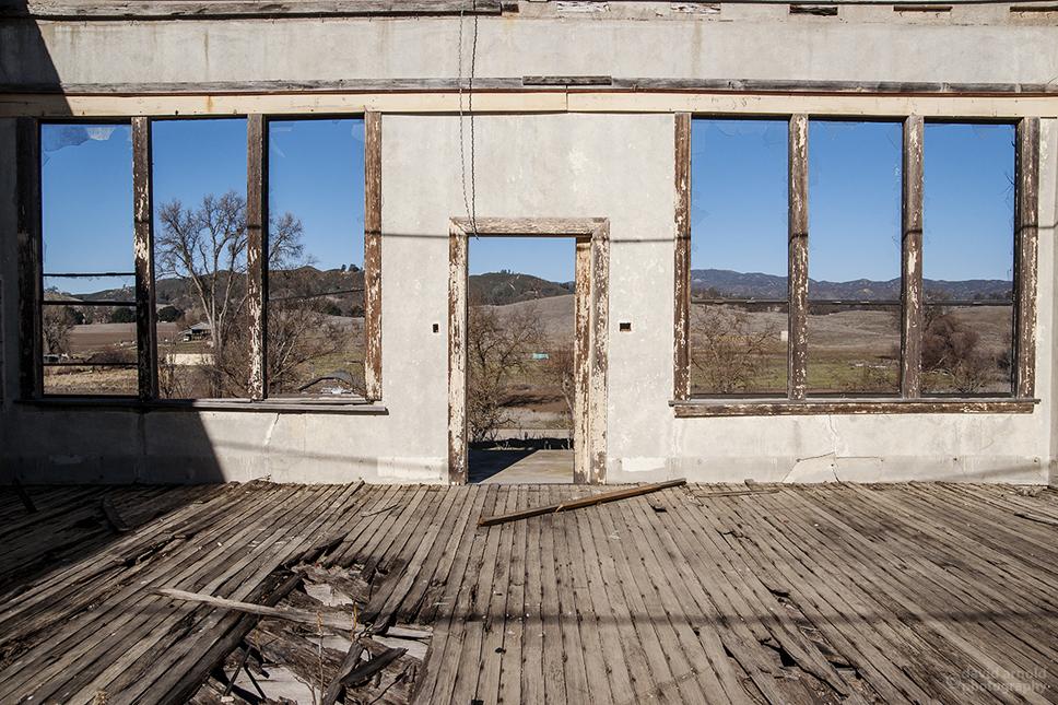North View, Poso School, Poso, California