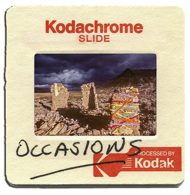 Kodachrome Slide