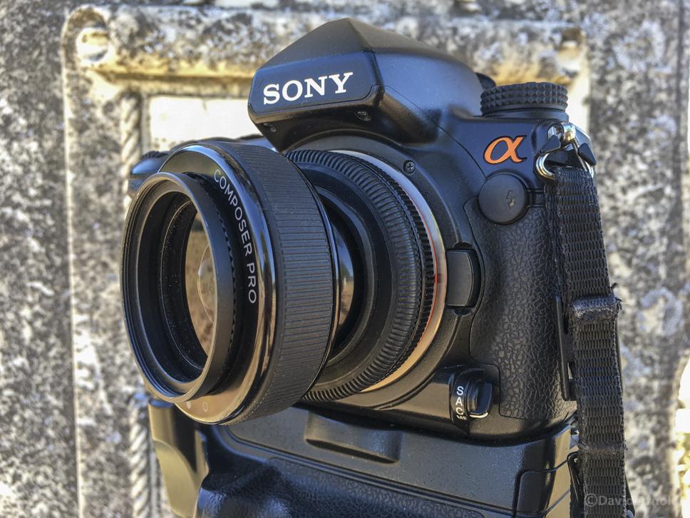 Sony-LensBaby