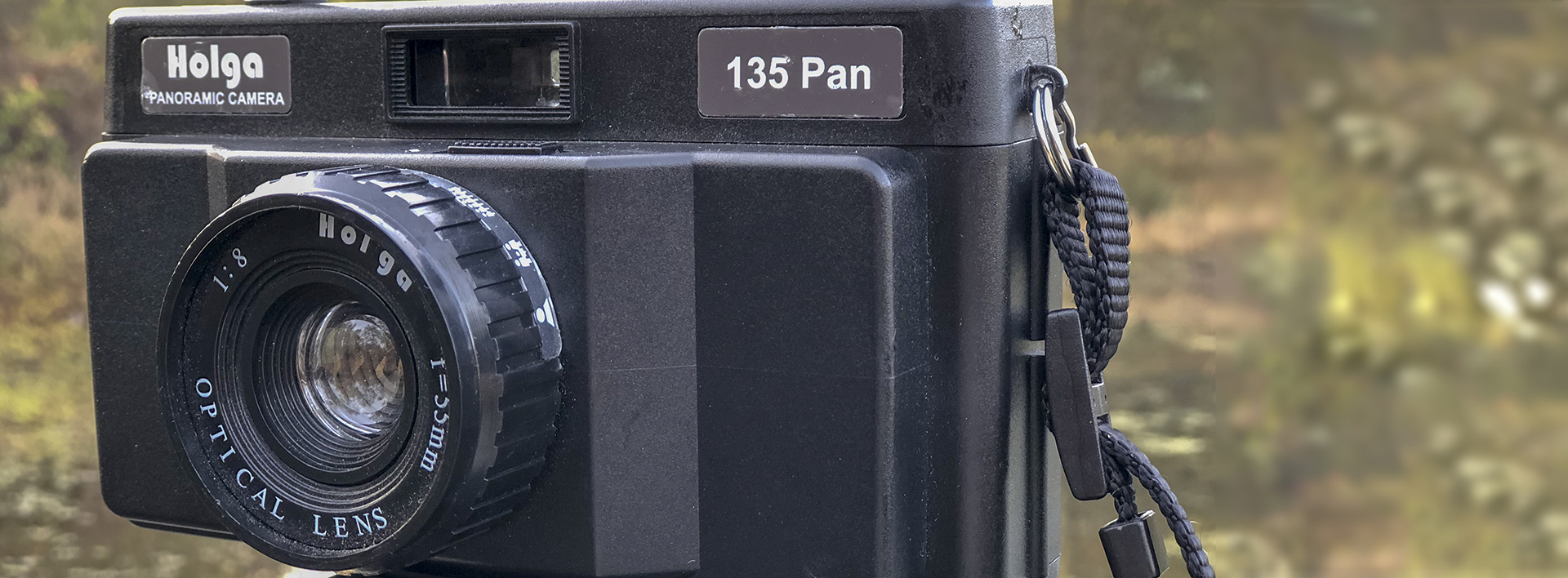 Holga 35mm Panoramic Camera