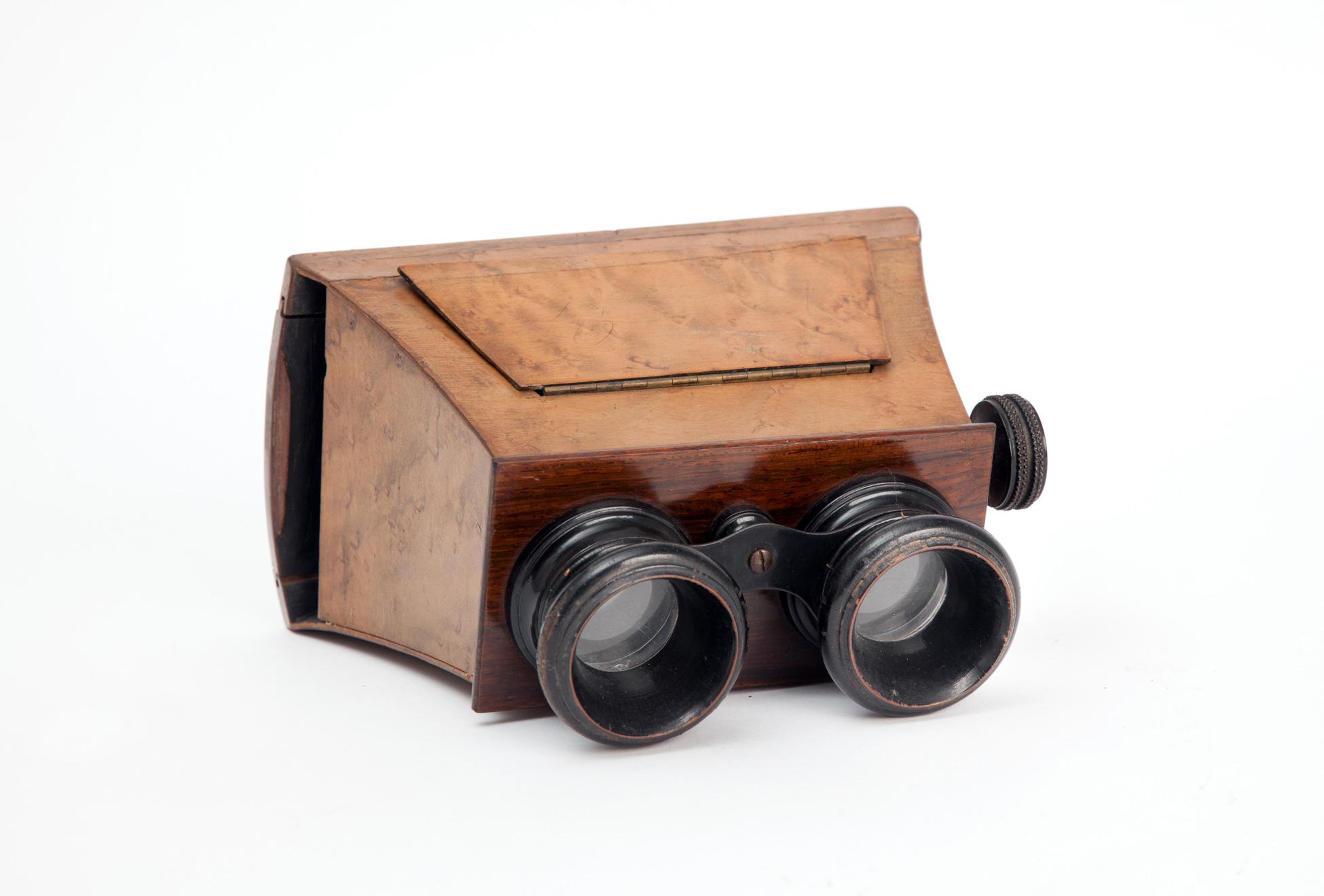 Brewser Stereoscope, 1870, Alessandro Nassiri