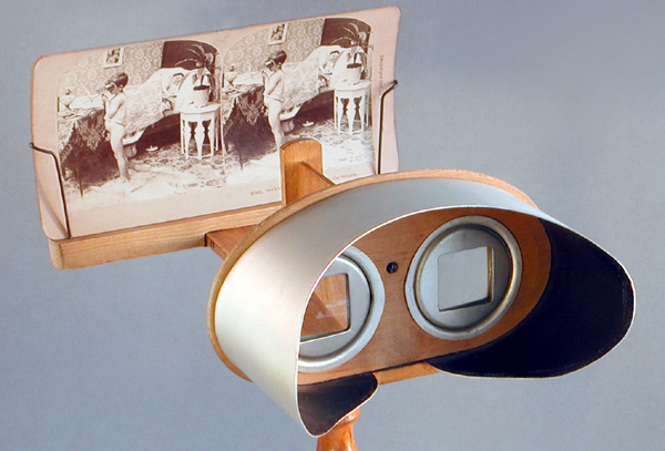 Holmes Stereoscope, 1861