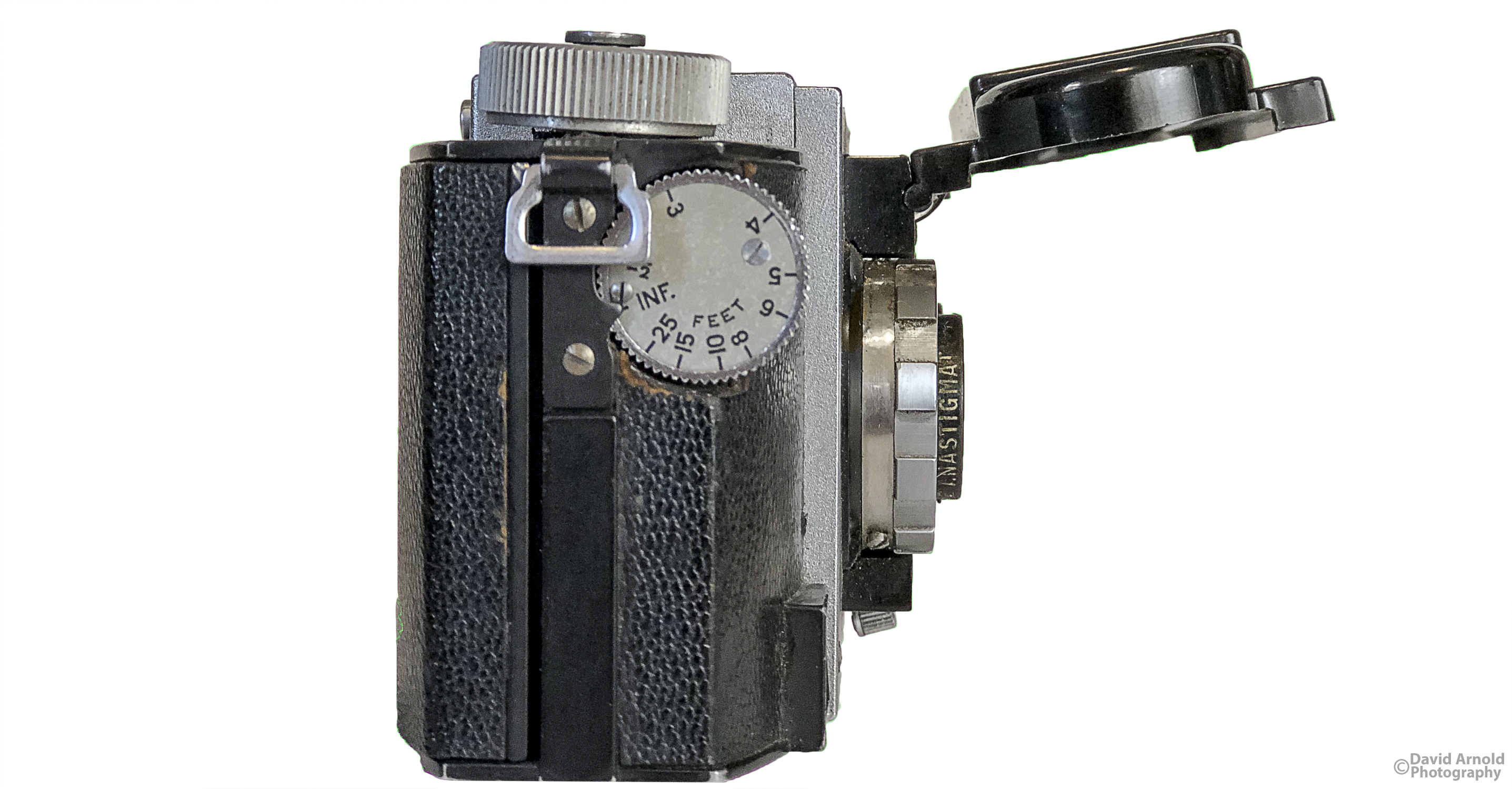 Stereo Realist Focusing Scale