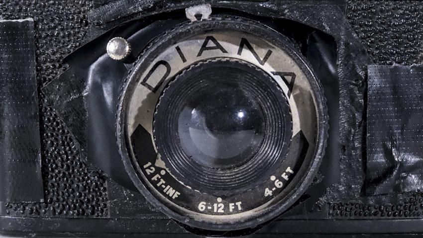 Diana Camera Lens