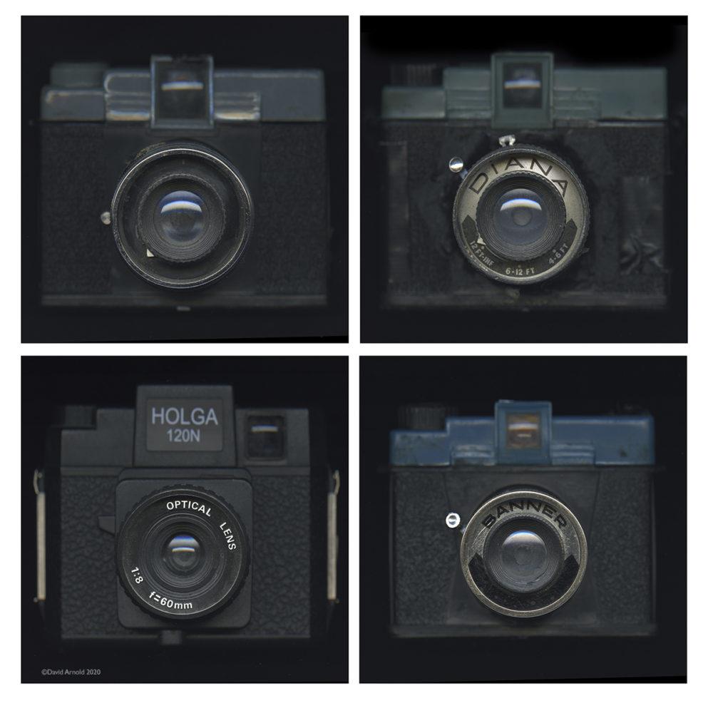 Plastic Lens Cameras
