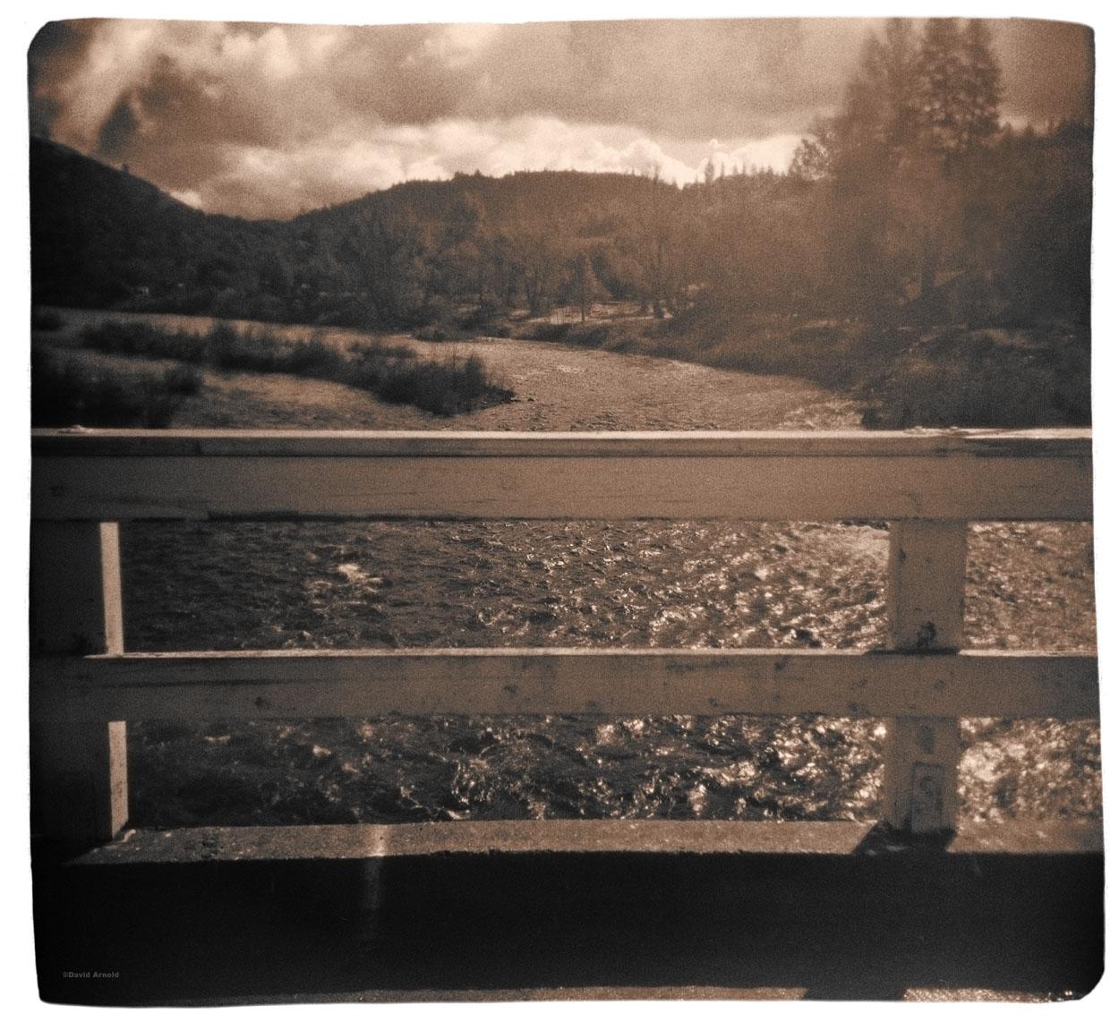 Bridge Over the American River, Colma, El Dorado County, California