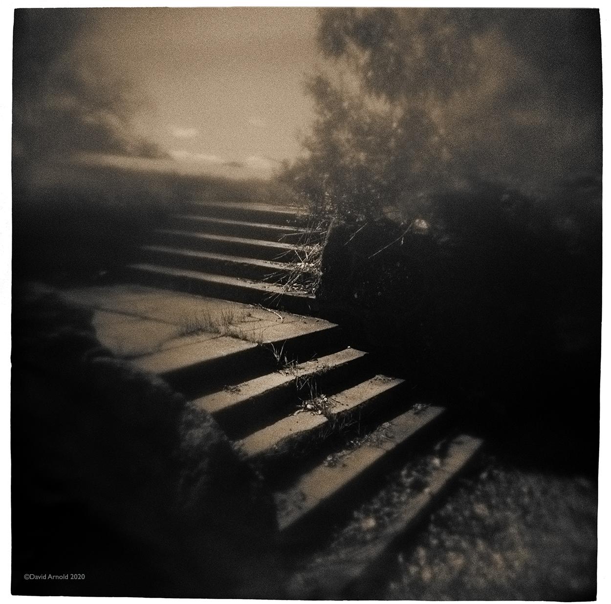 Steps, Ione, Amador County, California